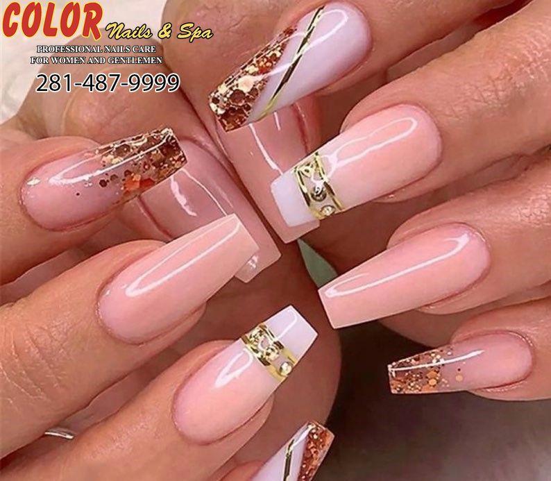 nail salon 77505