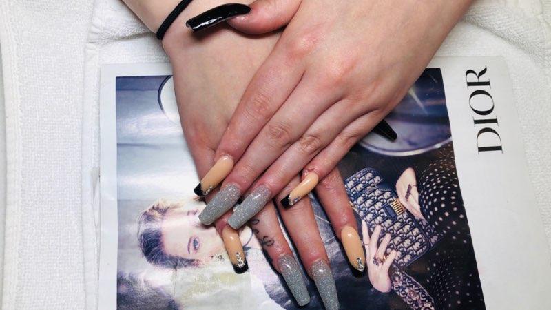 nail salon 78256