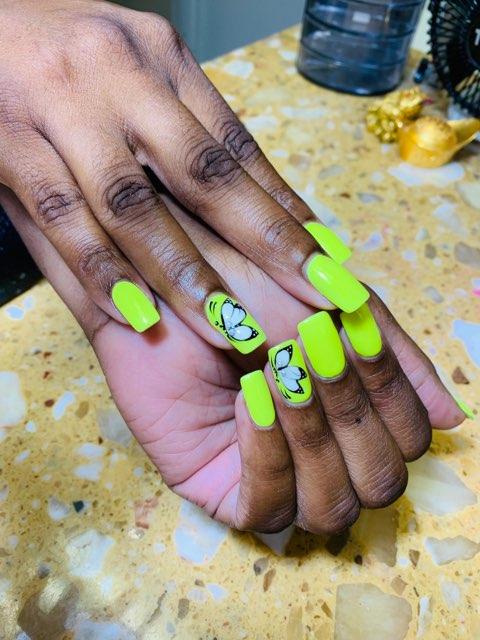 nail salon 29607