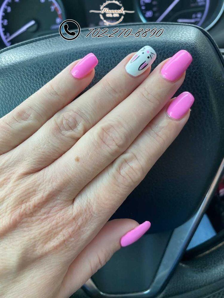 nail salon las vegas