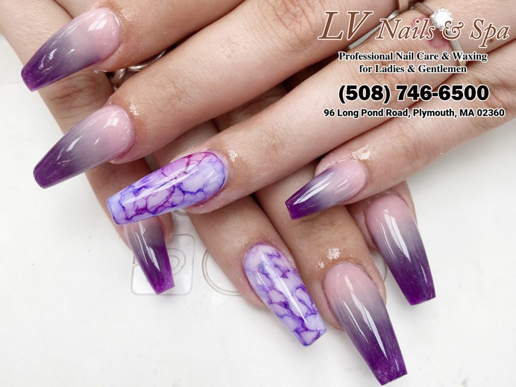 nail salon MA 02360