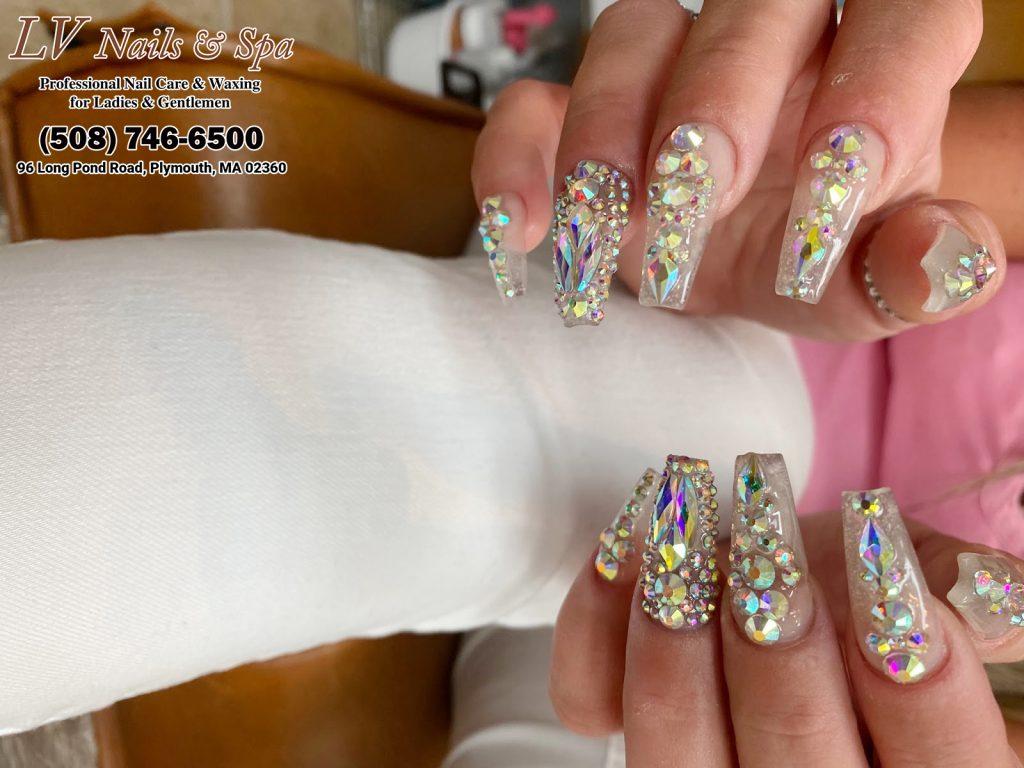 nail salon Plymouth 02360 MA