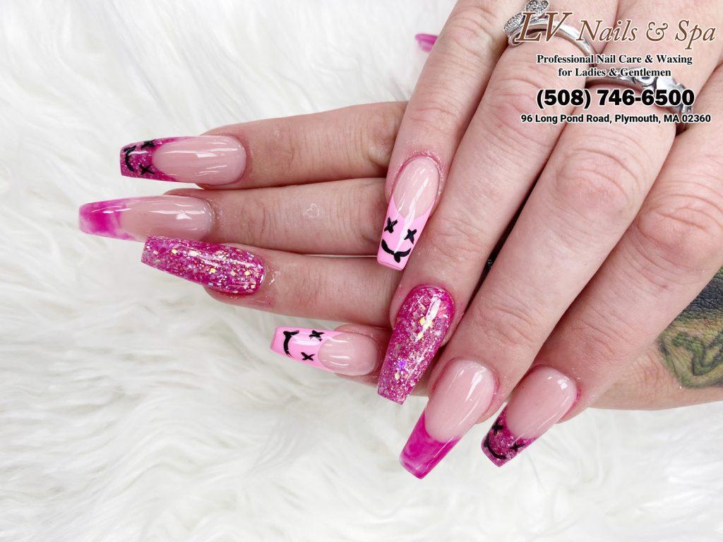 Plymouth MA nail salon 02360