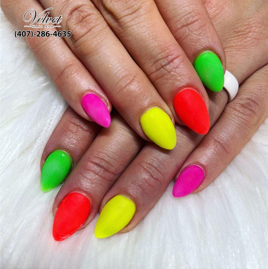 nails Orlando Florida 32801