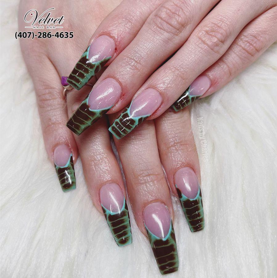 nail salon Orlando Florida