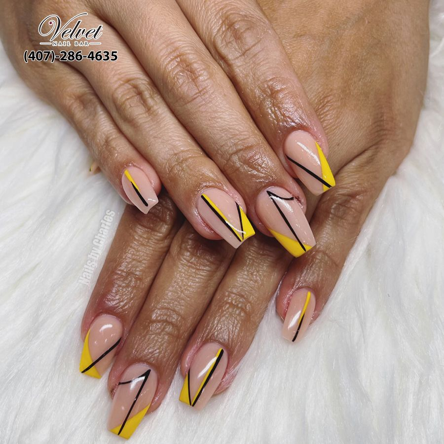 nail salon Orlando FL 32801