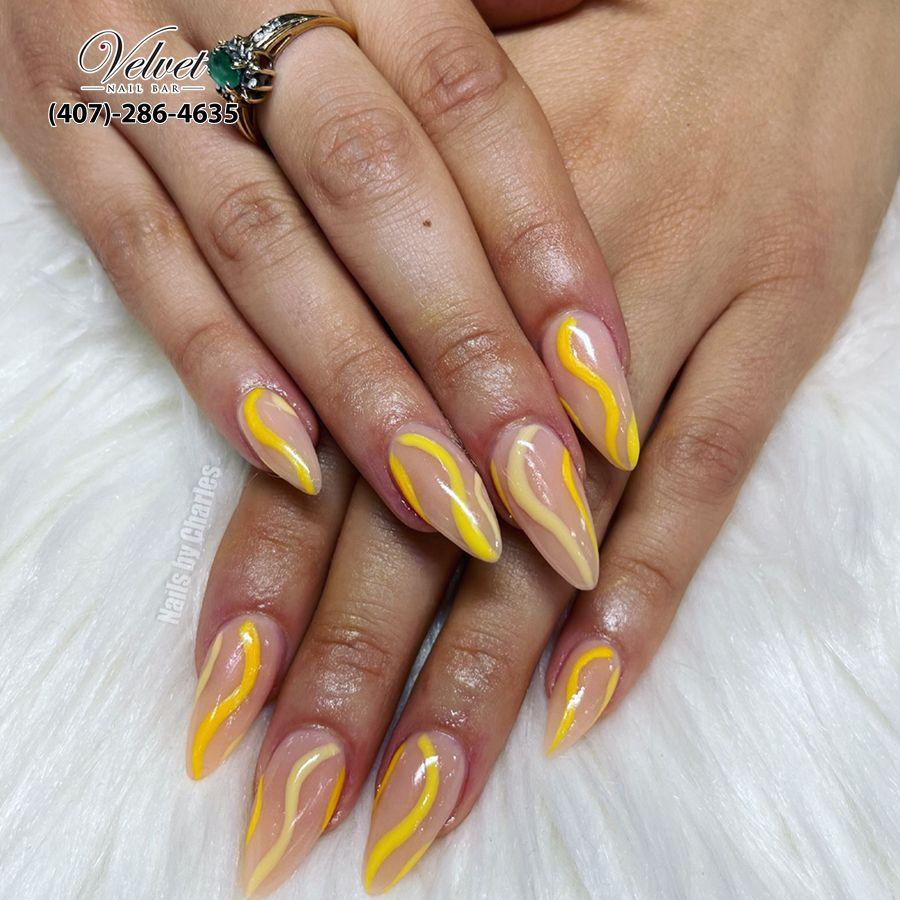 nails near me Orlando Florida 32801