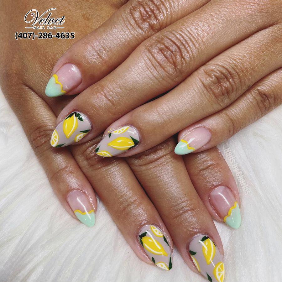 nail salon in Orlando