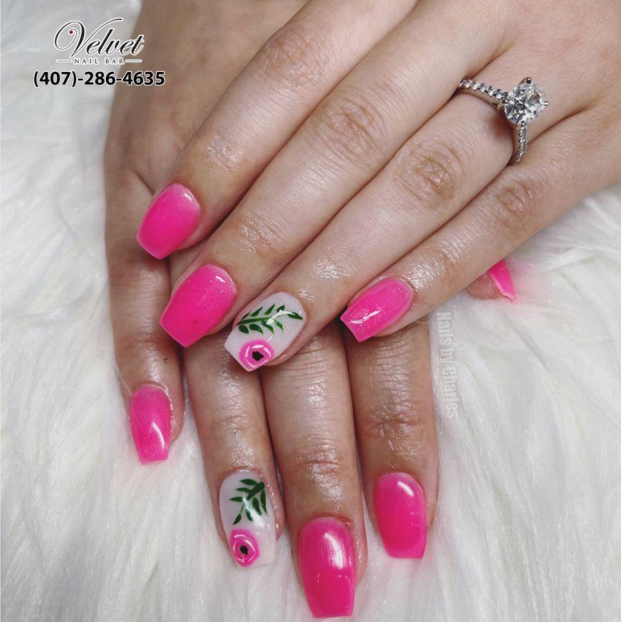 nail salon near Florida 32801