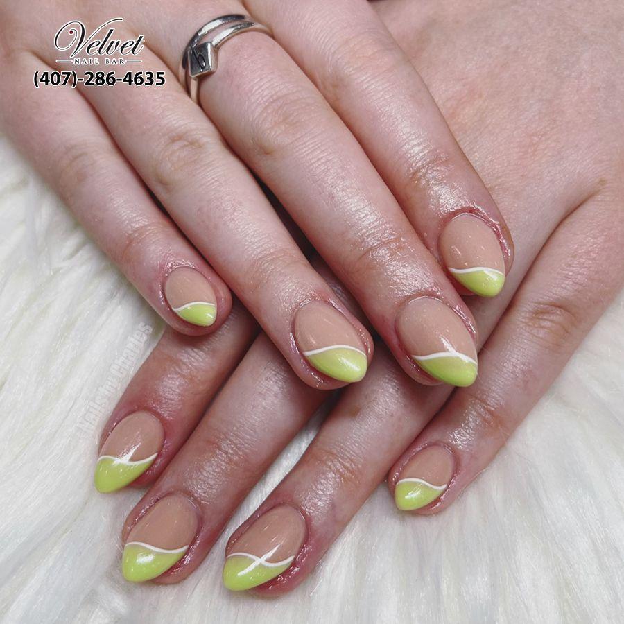 nail salons Orlando FL
