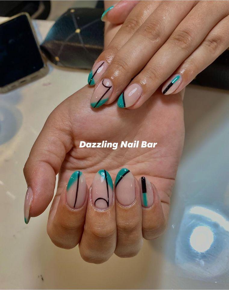 nail salon 72704 AR
