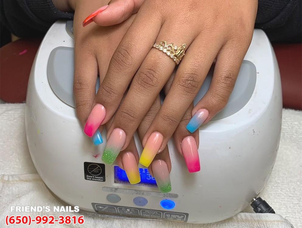 nail salon Daly City CA