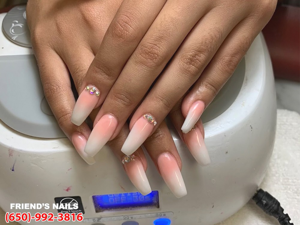 nail salon CA 94014