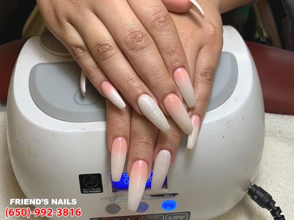 CA nails salons 94014