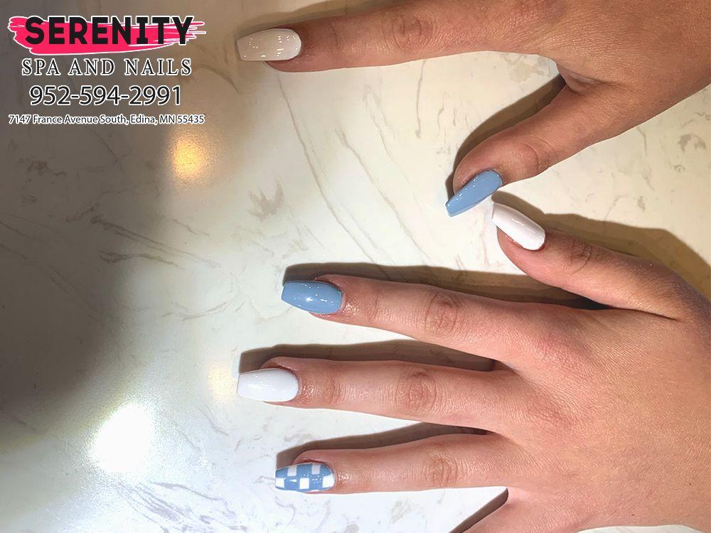 nail salon MN 55435